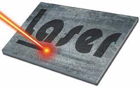 Créations laser
