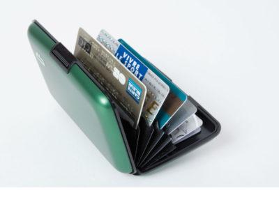 étui carte de crédit