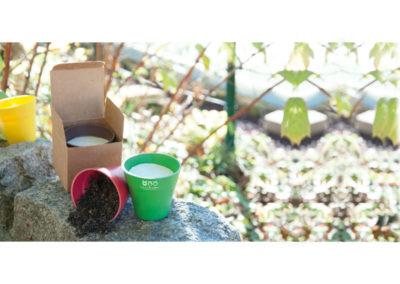 Objet eco recyclé